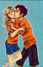 Percabeth caught by Lalar2000