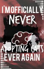 I'm Officially Never Adopting Cats Again!(Akatsuki Cat Story) by ReikaandNaomi