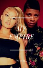 My Empire || Hakeem L. by Cazmere__