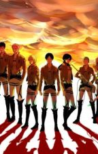 Attack On Titan LEMON One-Shots [REQUESTS CLOSED] by zevi_ackerman