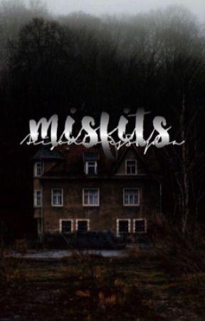 Misfits {Scisaac and Stydia} by AlisonLovesStydia