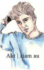 Akt | ziam au by crybaby349