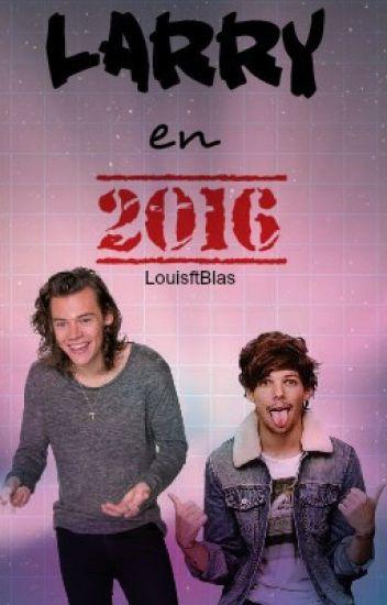Larry en 2016