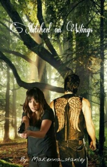 Stitched on Wings (A Daryl Dixon Love Story)