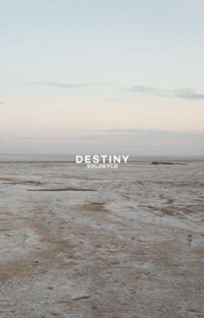 Destiny || Kylo Ren by solokylo