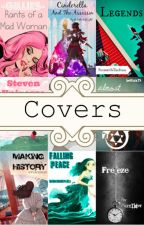 Covers (This Book Finished) (and Closed) by maplefoot