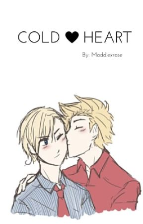 Cold Heart † Dennor by MaddiexRose