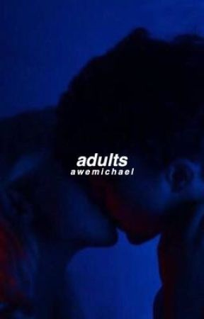 adults {lrh} - sequel to park by awemichael