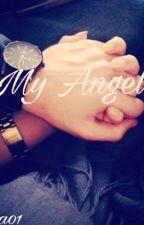 My Angel.. by Elcaba01