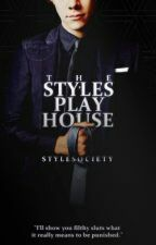 The Styles Playhouse (Russian Translation) by Psychopath_23
