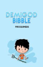 Demigod Bible by pirxquinesis