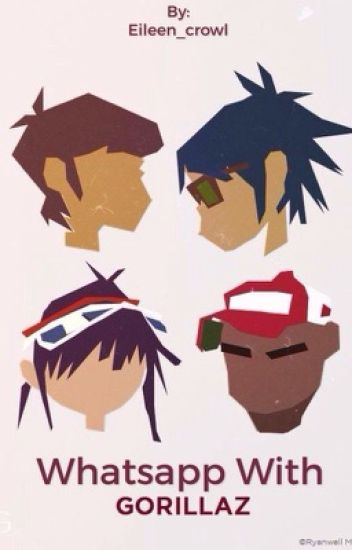 Whatsapp With Gorillaz