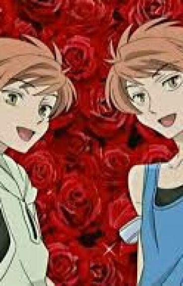 The  hitachiin Twins X Reader