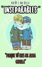 """Inseparables..."" (Makoto x Haruka) (Omegaverse) by -I-Am-Bella-"