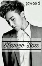 Strange Boss by pcyxoexol