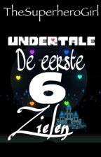 De eerste 6 zielen - Undertale fanfic by TheSuperheroGirl