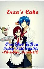 Erza's Cake: A JeRza Story (One Shot Fairy Tail Fan Fiction) by OtakuDirectionerNyan