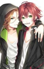 Ayato x laito brotherly love goes to the next level by FandomFanGasm