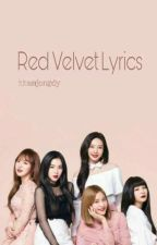 RED VELVET LYRICS by kkamjongdy