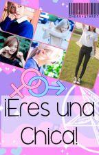 ¡Eres Una Chica! [Jeonghan - SEVENTEEN] by CherryStar27