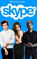 Skype /Zayn Malik fanfiction Lithuania/ SUSTABDYTA LAIKINAI by Directionerzzz1