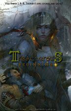 Treacherous Dream: the beginning   1   (The Hobbit/ThorinxOC fanfiction) by katechrystalp