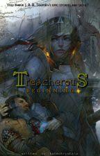 Treacherous Dream: the beginning | (The Hobbit/ThorinxOC fanfiction) by katechrystalp