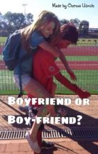 Boyfriend or boy-friend? by Chenoaatjee
