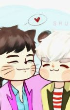 [Gri] [Nyongtory]Blue by RRabbit483
