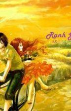 Truyện Ranh giới - Rain8x  by Nhoxlovecktv
