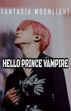 HELLO PRINCE VAMPIRE  VKook by FantasiaMoonlight