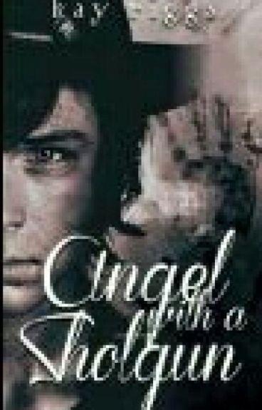 Angel with a Shotgun || Carl Grimes †♥