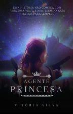 Agente Princesa by missmuggle_