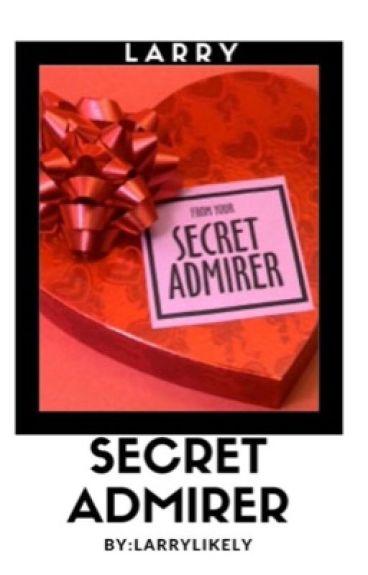 Secret Admirer ✗ Larry A.U