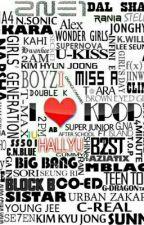 Kpop Imagines  by _yoora