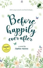 Before Happily Ever After by liebenuttel