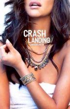 Crash Landing // Poe Dameron by LanasDelReys