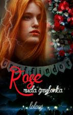 Rose ruda Gryfonka  by lolouj