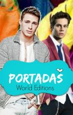 Portadas ||Abierto|| by WorldEditions