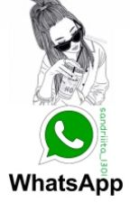Whatsapp by sandriiita_1301