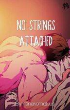 No Strings Attached (Ushijima Wakatoshi x OC) by nanakomatsus