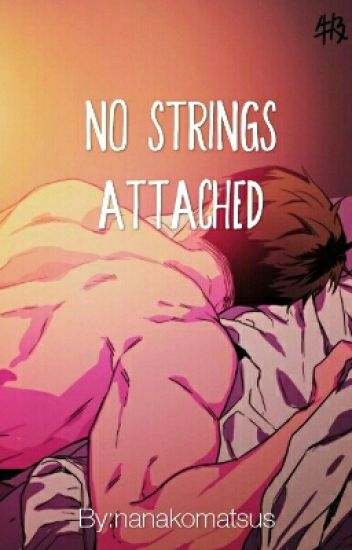 No Strings Attached (Ushijima Wakatoshi x OC)