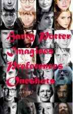 Harry Potter Imagines by Mrs-Grimes