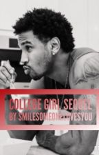 College Girl Sequel by SMILESOMEONELOVESYOU