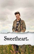Sweetheart. » h.s by shelteeer