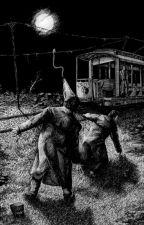 El ser bajo la luz de la luna  H.P Lovecraft by Alaia_san