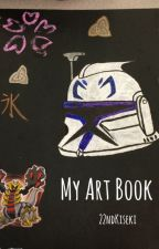 My art book by 22ndKiseki