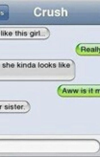 Stupid text messages