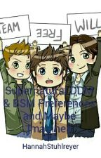 Supernatural DDM & BSM Preferences and Maybe Imagines (On Hold) by queendingaling