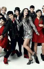 Hot do Glee by rachel2408
